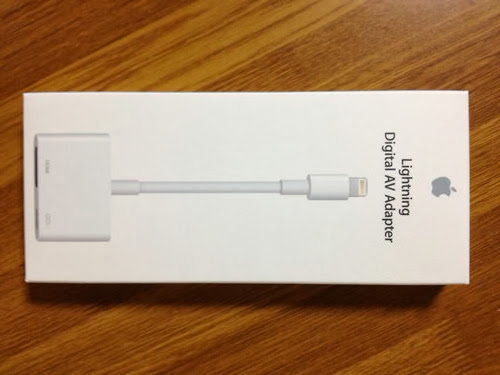 Apple lightning digital av adapter2