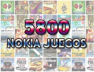 Descargar juegos para Nokia 5800 XpressMusic gratis