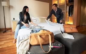 hotel madrid habitacion