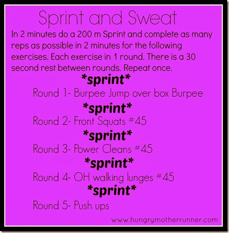 Sprintsweat