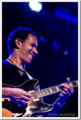 David Gilmore, Barcelona 2011