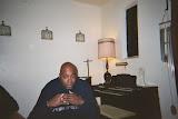 Wayne Richard at Angela House 2006