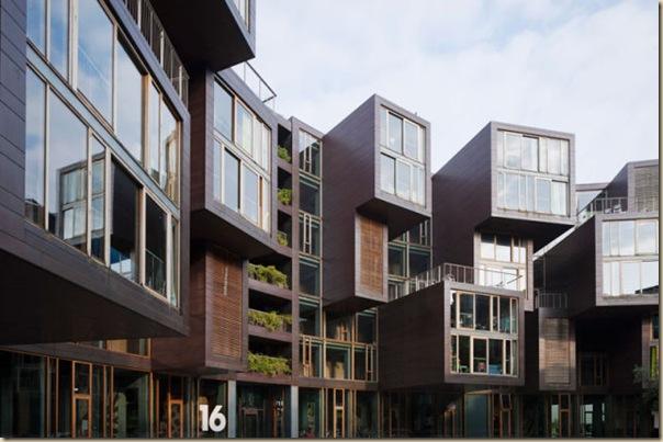 Résidence Tietgen au Danemark (3)