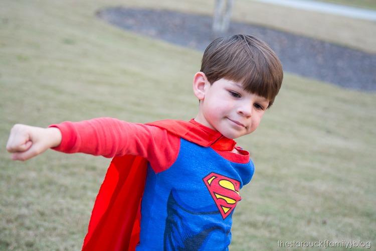 Superman and Batman Halloween blog-8