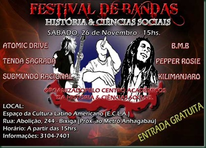 ECLA-FESTIVAL DE BANDAS