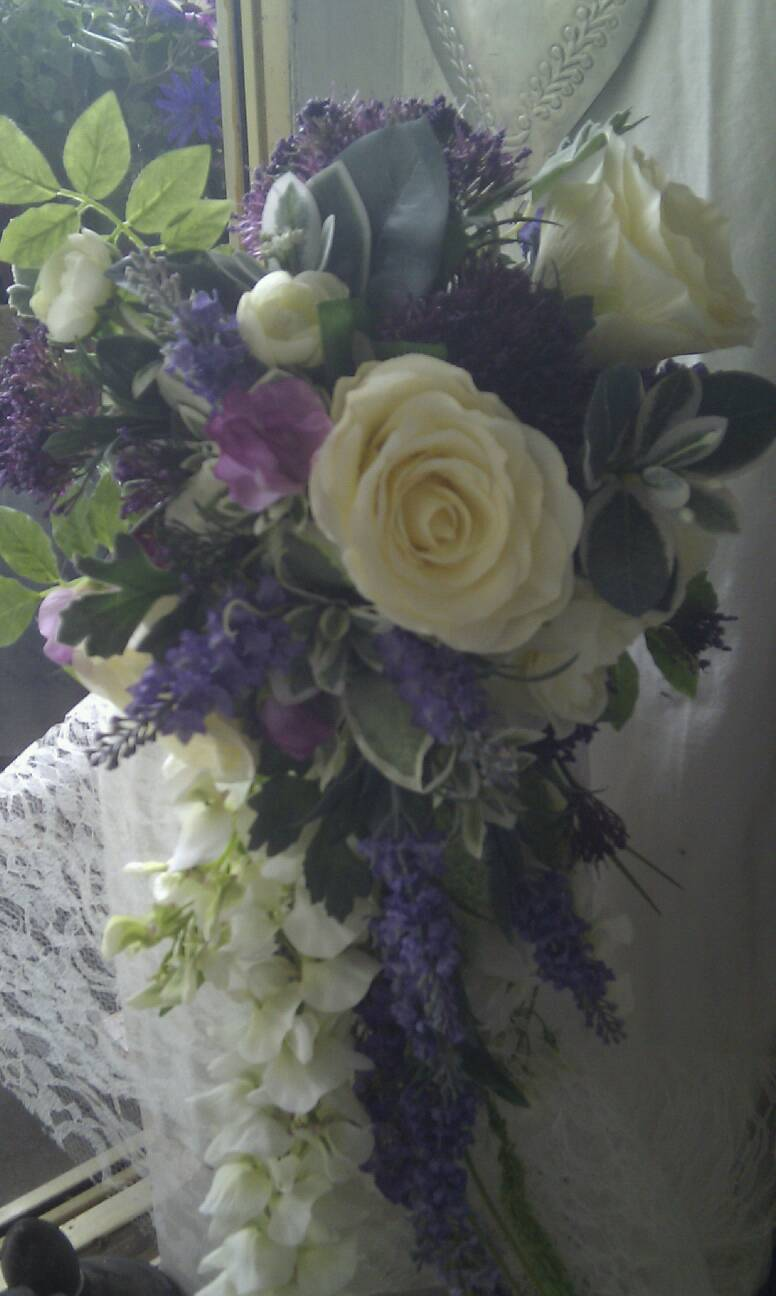 Silk Wedding Flowers Leicestershire : Tippetts florist flowers oadby