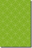 iPhone Wallpaper - Apple Green Circles - Sprik Space