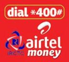 irctc airtel money