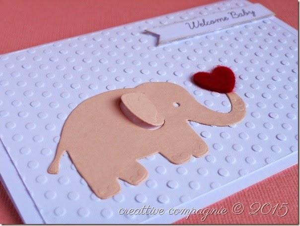 creattive compagnie - inviti - biglietti - portafoto - nascita battesimo - elefantino (4)