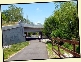 01b - Upper Neuse River Greenway - Nice Trail