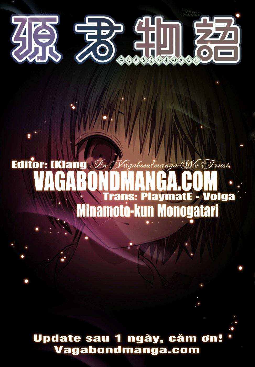 Minamoto-kun Monogatari Chap 82