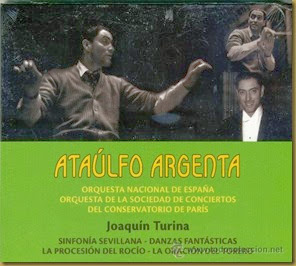 Turina Rocío Argenta Columbia