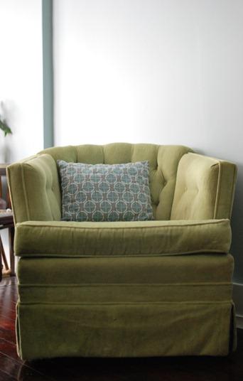 lime chair 001
