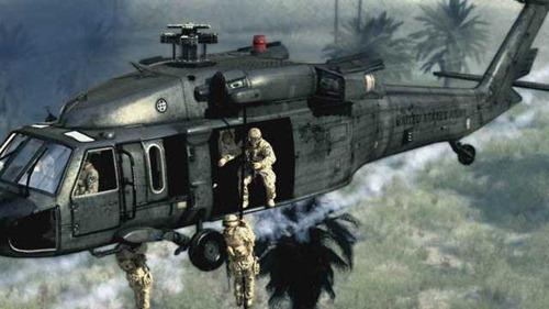 Call of duty 4 modern warfare preview
