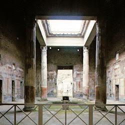 58 - Atrio de casa romana