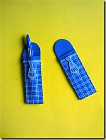 porta caneta de eva para o dia dos pais