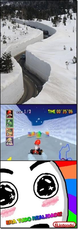 Mario Kart 64 Real Life