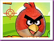 Jogo Angry Birds Hunting