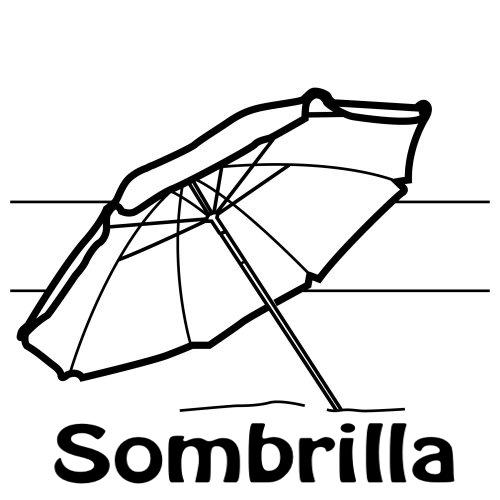 Imagenes infantiles de sombrillas pictures to pin on - Como hacer una sombrilla para jardin ...