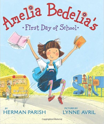 Amelia Bedelia