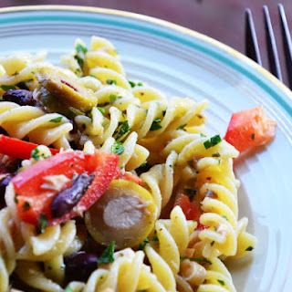 Pasta And Red Bean Salad Recipes