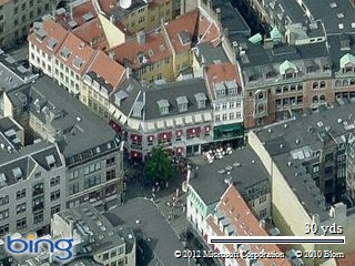 Strget, europa's langste winkelstraat!