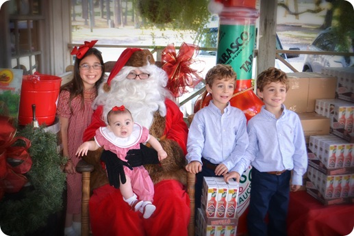 4 with Santa web