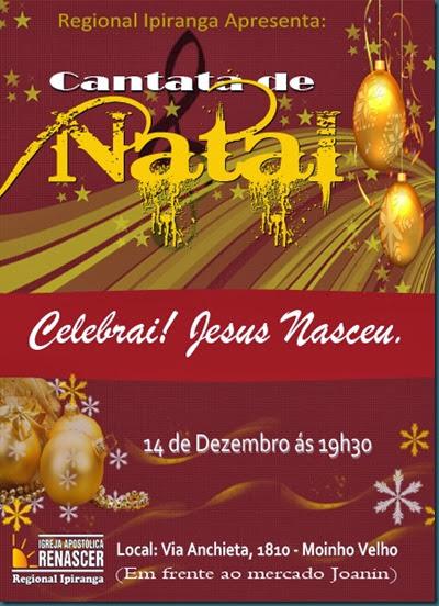Cantata de Natal Ipiranga