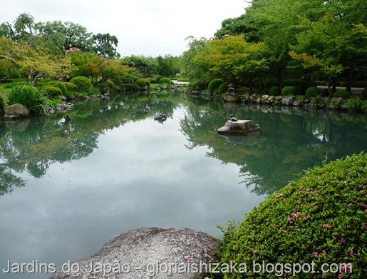 Jardins no Japão - Jardim Toji - Glória Ishizaka 1