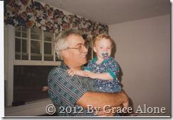 Taylor and grandpa