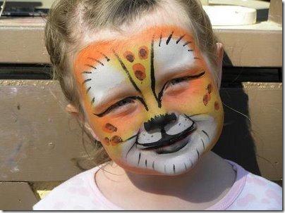 maquillaje infantil tigre (5)