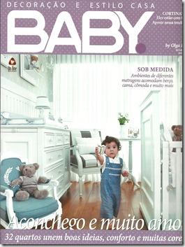 Revista Decoração e Estilo Casa Baby nº 05 Fernanda Guizi