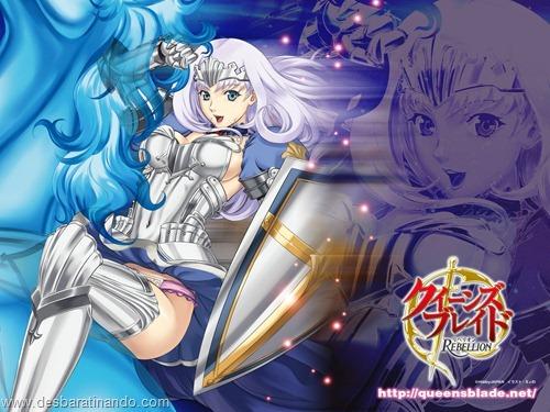 queens blade anime wallpapers papeis de parede download desbaratinando  (32)