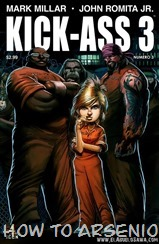 P00003 - Kick-Ass 3 #3