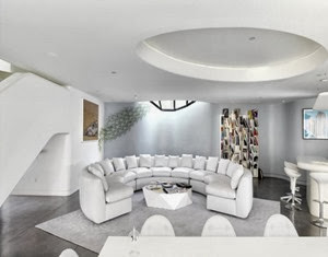 decoracion-salon-blanco-sillon-blanco