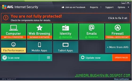 Free Download AVG Internet Security 2014 Full Serial Key 01