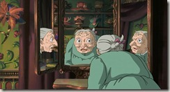 Howls Moving Castle Curse of Old Age
