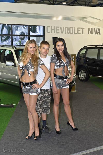 Девушки. Киев. Мотор Шоу. 5907