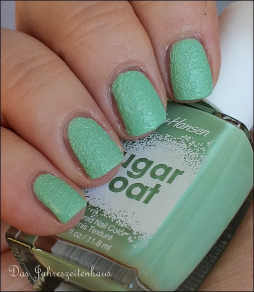 Sally Hansen Sugar Coat 600 Sour Apple 3