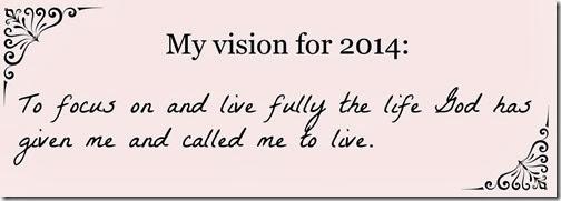 2014 Vision
