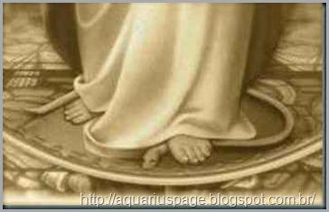 Jesus-pisa-serpente