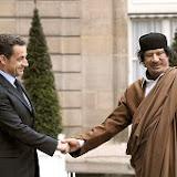 Kadhafi assurait avoir financé la campagne de Sarkozy en 2011
