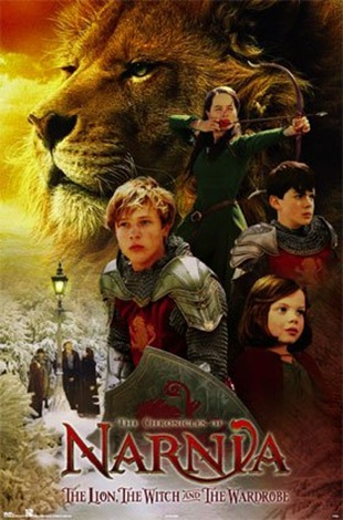 Narnia and Lord of the Rings are two of my favourite movie series ever