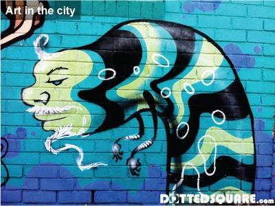 Urban Art Melbourne