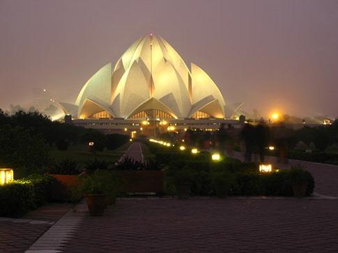 08. Templo del Loto (Delhi, India)