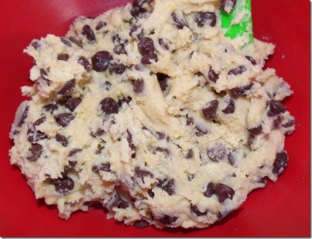 C&H Cookie Start Choc Chip Cookie Dough