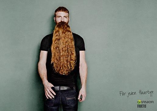 Garnier red beard