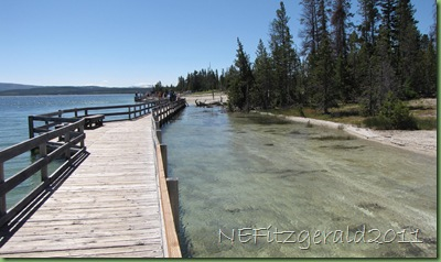 LakesideBoardwalk_WestThumb GeyserBasin(b)