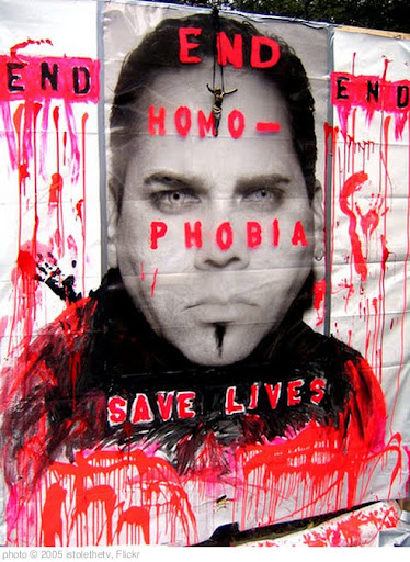 'end_homophobia' photo (c) 2005, istolethetv - license: 