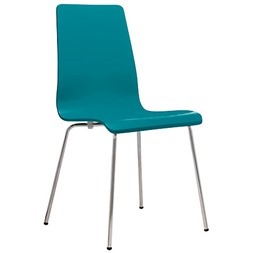 Teal Chair from John Lewis